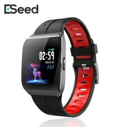 Seed X1 inteligentny zegarek mężczyźni IP68 wodoodporna 30 dni długi czas czuwania 1.3 Cal koperta ze stopu pulsometr pilot Smartwatch|Inteligentne zegarki|   -