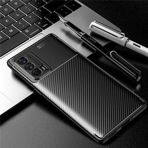 Image 1 - Voor Realme X7 Pro Ultra Case Cover X7 Pro Extreme Zachte Siliconen Beschermende Bumper Telefoon Gevallen Voor Oppo Realme X7 pro Ultra Funda