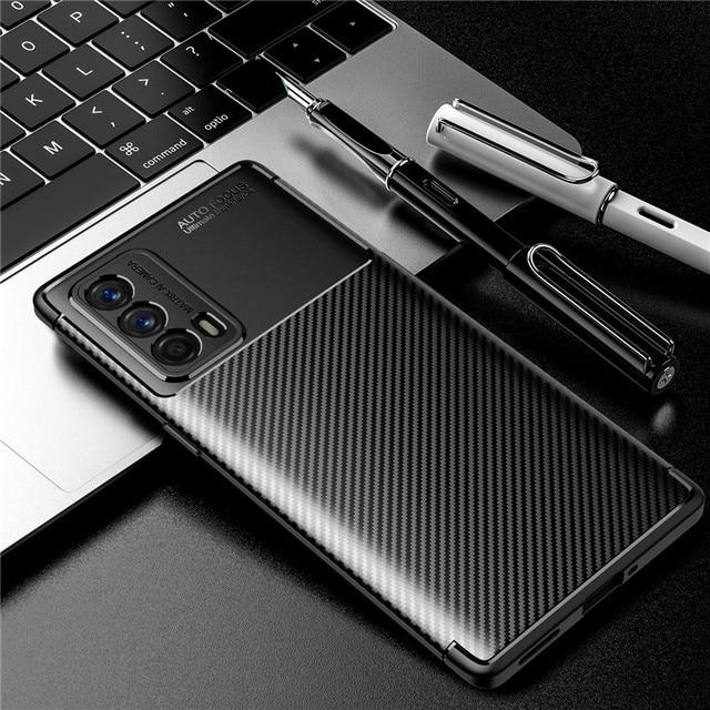 Voor Realme X7 Pro Ultra Case Cover X7 Pro Extreme Zachte Siliconen Beschermende Bumper Telefoon Gevallen Voor Oppo Realme X7 pro Ultra Funda