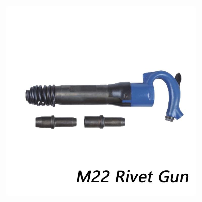 M22 Rivet Machine Rivet Gun Pneumatic Rivet Machine Convenient And Heavy Tool Box Packaging Maquina Para Remaches