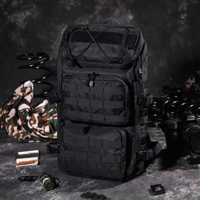 30L Man Army Tactical Backpacks Military Assault Bags Outdoor Molle Pack For Trekking Camping Hunting Bag Mountaineering Daily