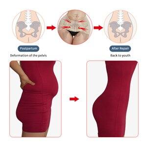 Image 3 - בגד גוף  חגורת הרזיה  נשים של קלסרים והמעצבים מותניים מאמן מתקנת תחתוני דוגמנות הרזיה נדן בטן התחת enhancer מתקן יציבה