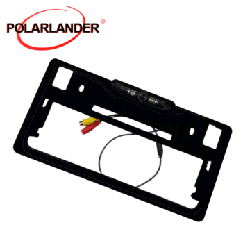 Auto Japanese Car License Plate Frame Camera Car Rear View Camera Reversing Backup Camera Waterproof