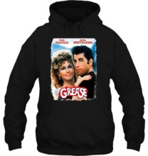 Men Hoodie Grease Great 70s Moviefashion d for funny loose Women Streetwear(China)
