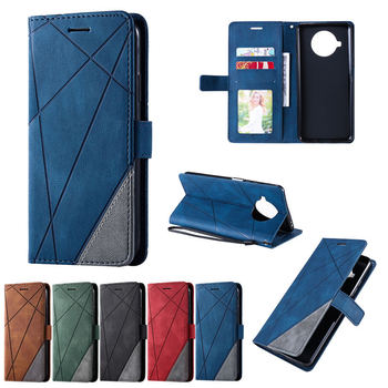 Magnetic PU Leather Case For xiaomi 10T Lite Flip Card Slot Wallet Shockproof Stand Cover for Mi 10T T 10 Light Luxury Fundas