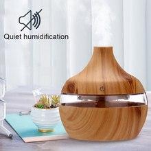 Electric Humidifier Oil-Diffuser Mist-Maker Essential-Aroma USB Home Ultrasonic Mini