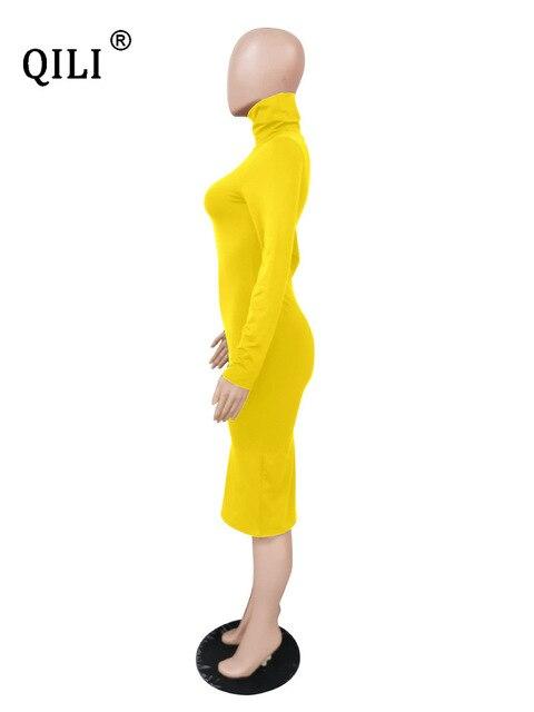 Купить женское облегающее платье карандаш с длинным рукавом и запахом картинки цена
