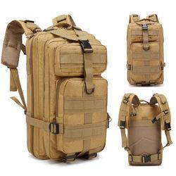 Taktyczne wojskowe plecaki mężczyźni armia 3P Outdoor Sport Trekking torby alpinizm Camping plecak turystyczny plecaki myśliwskie w Torby wspinaczkowe od Sport i rozrywka na