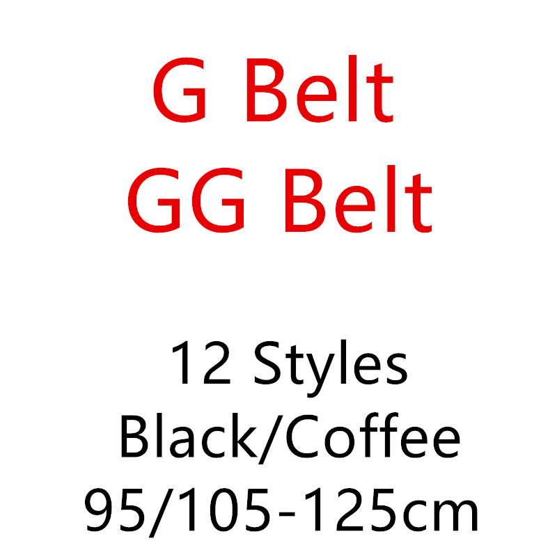 Belts Buckle Butterfly Wide Double-G Genuine-Leather Women New-Fashion GG Hot Bee