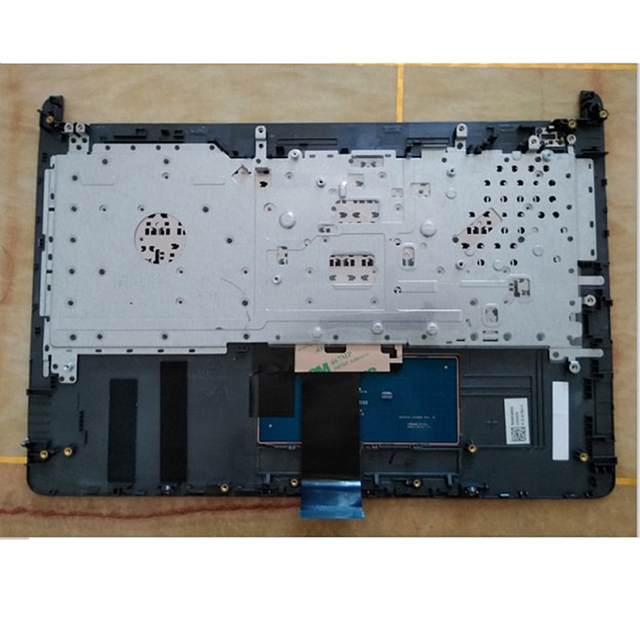 95% nouveau Topcase Palmrest boîtier supérieur clavier boîtier couvercle pour hp 14g-BR 14-BS 246 G6 245 G6 TPN-Q186
