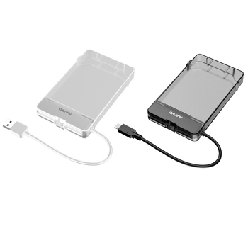 2.5 inch Hard Drive Enclosure USB 3.0 to SATA III II Adapter External SSD HDD Case UASP for Laptop Desktop PC