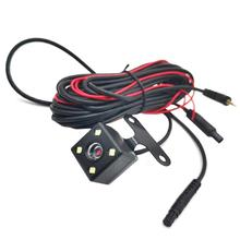 Caméra de recul universelle HD, 5 broches, pour voiture, avec Vision nocturne, réglable, Angle de 170 degrés
