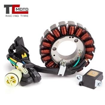 TCMOTO Motorcyle Ignition Generator Magneto Stator Coil For Honda TRX300 FOREMAN 2X4/4X4 BigRed/FourTrax 300 1988-2000