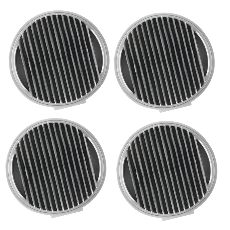 4Pcs Hepa Filter For Xiaomi Roidmi Wireless F8 Smart Handheld Vacuum Cleaner Replacement Efficient Hepa Filters Parts Xcqlx01R