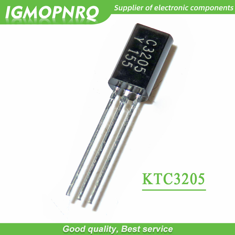10pcs/lot C3205 Transistor KTC3205-Y TO-92LM KTC3205