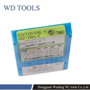 Image 2 - Herramientas de inserción de alta calidad, WD, CCGT TN60, acero, procesamiento, carburo, inserto, torno, molino, Herramientas CNC