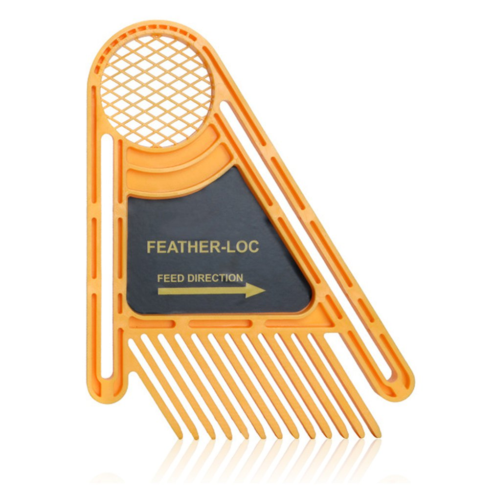 Woodworking Feather Loc Board Set Multi purpose Double Featherboards Miter Gauge Wood Carving Woodworking Leather Hand Tools|Clamps| |  - title=