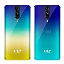 XGODY смартфон с 5,5 дюймовым дисплеем, четырёхъядерным процессором K20, ОЗУ 2 Гб, ПЗУ 16 ГБ, 18:9, Android 9,0, 2800 мАч