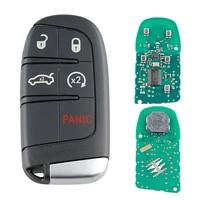 Car Remote Smart Key For Dodge Charger Dart Journey Challenger Durango Chrysler 300 FCC ID: M3N 40821302 M3N40821302 433MHz