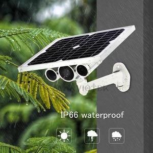 Image 5 - wireless ONVIF IP Camera wifi HD Outdoor Solar cctv camera wifi video surveillance P2P ip camera 1080P solar power 16GB TF card