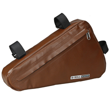 Pouch Bag-Accessories Saddle Bicycle Frame Storage-Pack Front-Tube Triangle Outdoor Waterproof
