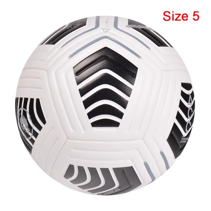 Professional Size5/4 Soccer Ball Premier High Quality Goal Team Match Ball Football Training Seamless League futbol voetbal 16