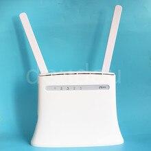 Разблокирована маршрутизатор 4G MF283 MF283u с Antennna 150 Мбит / с 4G LTE-модем беспроводная связь Wi-Fi точки доступа шлюз