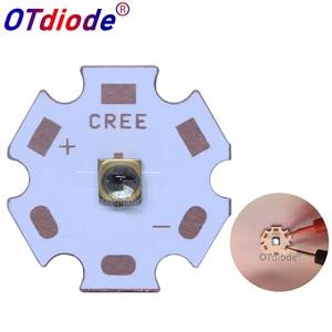 Image 1 - Korea LG 1W 265nm UVC LED Lamp beads for UV disinfection Medical equipment 275nm SMD4545 Deep ultraviolet Chip 5 9V 150mA