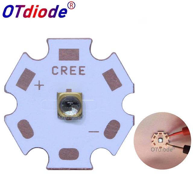 Korea LG 1W 265nm UVC LED Lamp beads for UV disinfection Medical equipment 275nm SMD4545 Deep ultraviolet Chip 5 9V 150mA
