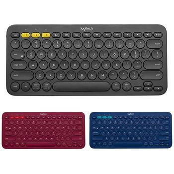 Logitech K380 Multi-dispositivo inalámbrico Bluetooth teclado Ultra Mini mudo para Mac Chrome OS Windows para iPhone iPad Android