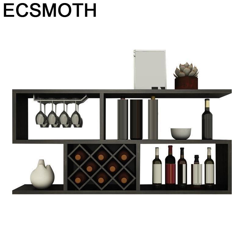 Adega Vinho Table Kast Mobili Per La Casa Dolabi Sala Mesa Meja Meble Desk Mueble Commercial Shelf Bar Furniture Wine Cabinet