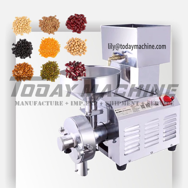 CBD Stainless Steel Grinder Colloid Mill For Fruit Juice Food Industry