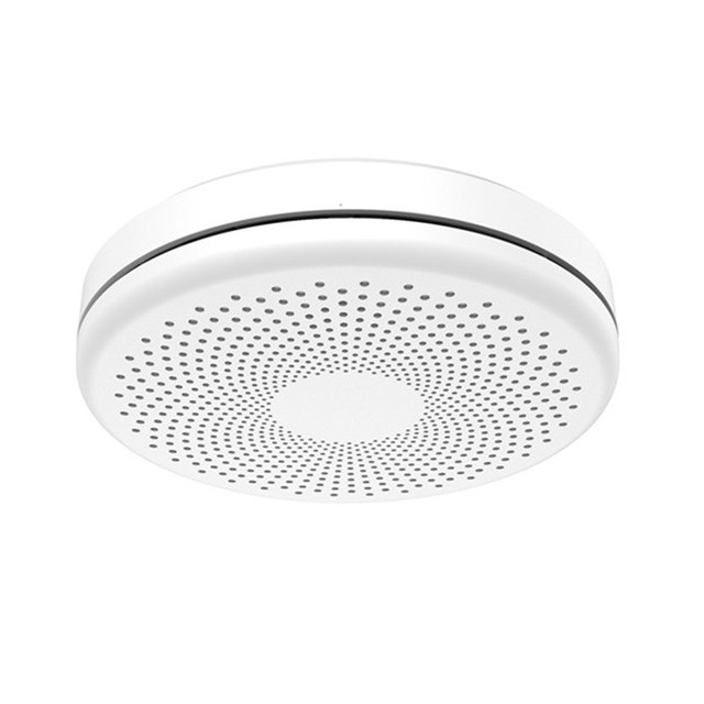 Tuya WIFI Carbon Monoxide Smoke Detector CO Gas Fire Alarm 2 in 1 Sensor Home Security Protection Battery Not Included 4