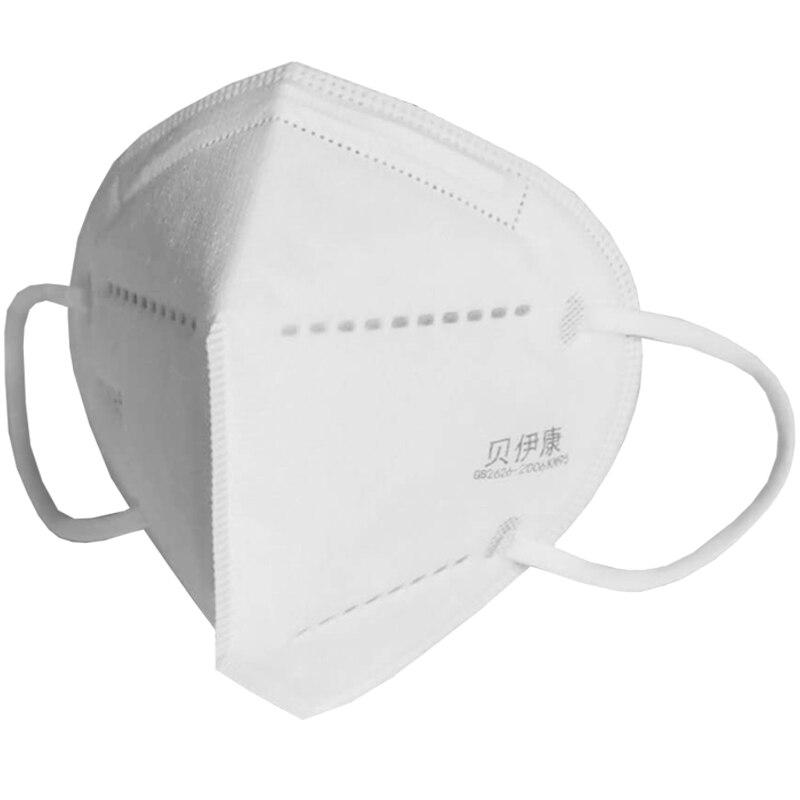 10pcs mask N95 anti virus Professional Mask Pre sale  Disposable Elastic Mouth Soft Breathable  CE Face Mask N95 anticorona mask 17