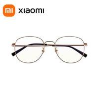 Xiaomi Mijia occhiali anti-blu materiale titanio velocità di blocco della luce blu 80% lenti in Nylon aste in titanio 15.5g occhiali Mijia
