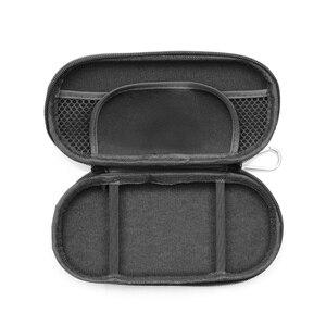 Image 2 - PSVita 2000 슬림 100*50*20mm 운반 가방에 대 한 PS Vita GamePad 콘솔 보호자 커버에 대 한 EVA Anti shock 하드 운반 케이스 가방