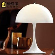 Дизайнерская настольная лампа panthella Современные Простые