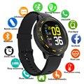 ساعة ذكية الرجال النساء 1.3 ''كامل شاشة تعمل باللمس جهاز تعقب للياقة البدنية Ip67 مقاوم للماء ضغط الدم مراقب معدل ضربات القلب ساعة Smartwatch