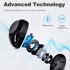 Image 2 - ESR bezprzewodowe słuchawki Bluetooth 5.0th redukcja szumów HIFI głos z mikrofonem 9hr żywotność baterii zestaw słuchawkowy słuchawki douszne