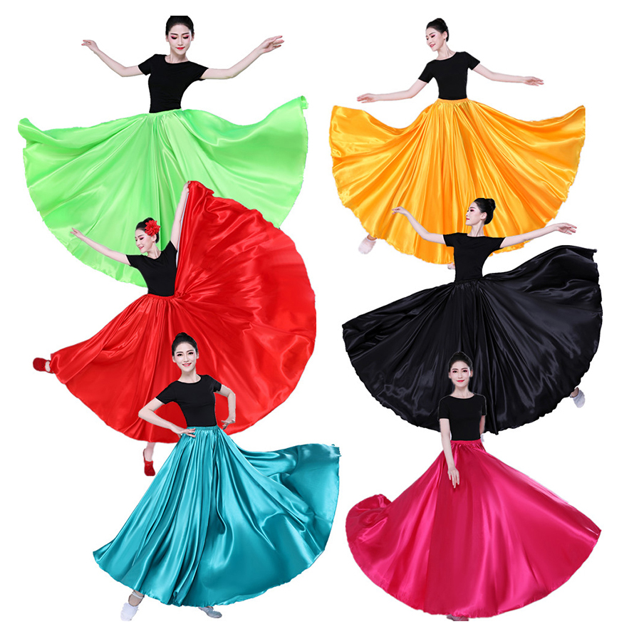 Belly Dance Dress For Women Wholesale 2020 Chiffon Belly Bellydance Costume Gypsy Skirts Stage Wear Performance Set