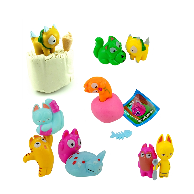 Clearance SaleMilk-Box Toys Surprising-Toys Squishy Slime Christmas-Gifts Lost Kitties Children Cute