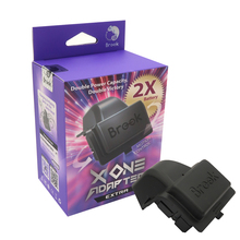 Brook X jeden Adapter dodatkowy na kontroler do Xbox One bezprzewodowo do przełącznika na PS4/Xbox one/obsługa komputera PC funkcja Turbo i Remap