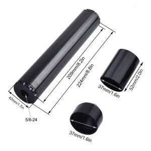 Image 2 - SPEEDWOW 15 pièces aluminium piège à carburant solvant filtre 1/2 28 5/8 24 D cellule stockage tasses pour NAPA 4003 WIX 24003