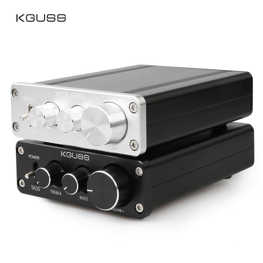 FX-Audio FX502E Hifi 2.0 Desktop Computer Speaker High Power Pure Digital Audio Amplifier LM1036 Output 68W*2 - Black