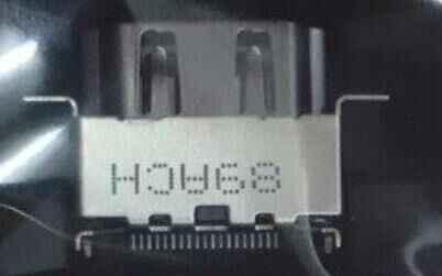 5 шт. 10 запасные части для xbox ONE X оригинальный HDMI порт разъем - 11.11_Double 11_Singles