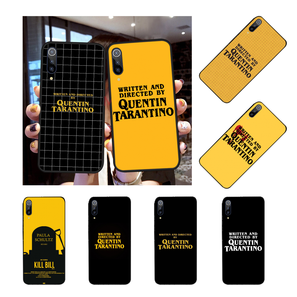 nbdruicai-written-directed-quentin-font-b-tarantino-b-font-black-phone-case-cover-for-redmi-note-8-8a-7-6-6a-5-5a-4-4x-4a-go-pro-plus-prime