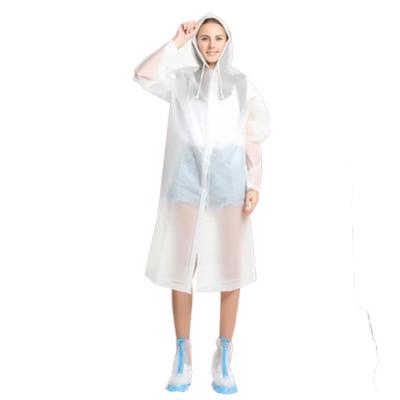 Travel Rain Coat Impermeable Transparent Women Coat Waterproof Men Motorcycle Poncho Blouse Jetable Reusable Raincoat MM60YY