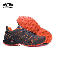 Salomoner Speed Cross 3.5 Cross-country Men Running Shoes Flykite Male Athletic Sport Shoes Fencing Shoes SpeedCross 3.5(China)