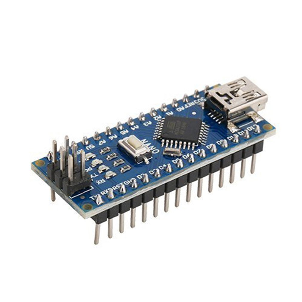 Nano ATMEGA328P Mini USB With The Bootloader Compatible For Arduino Nano V3.0 Controller CH340 USB Driver 16Mhz