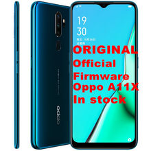 "Neue Original Oppo A11X 4G Smartphone Android 9,0 Fingerprint 6.5 ""FHD Snapdragon 665 Octa Core 5000mAh 8G RAM 128G ROM 48,0 MP(China)"